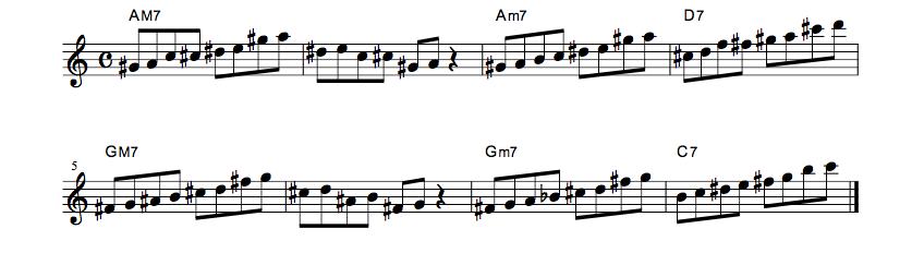 jazzsheetmusichowhighthemoon2,