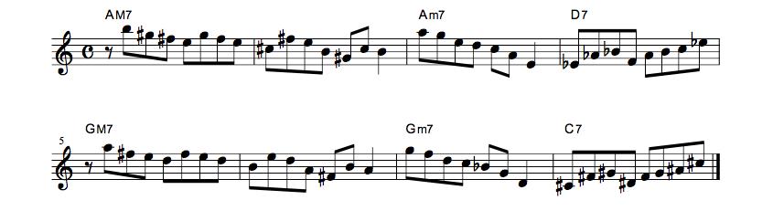 jazzsheetmusichowhighthemoon6