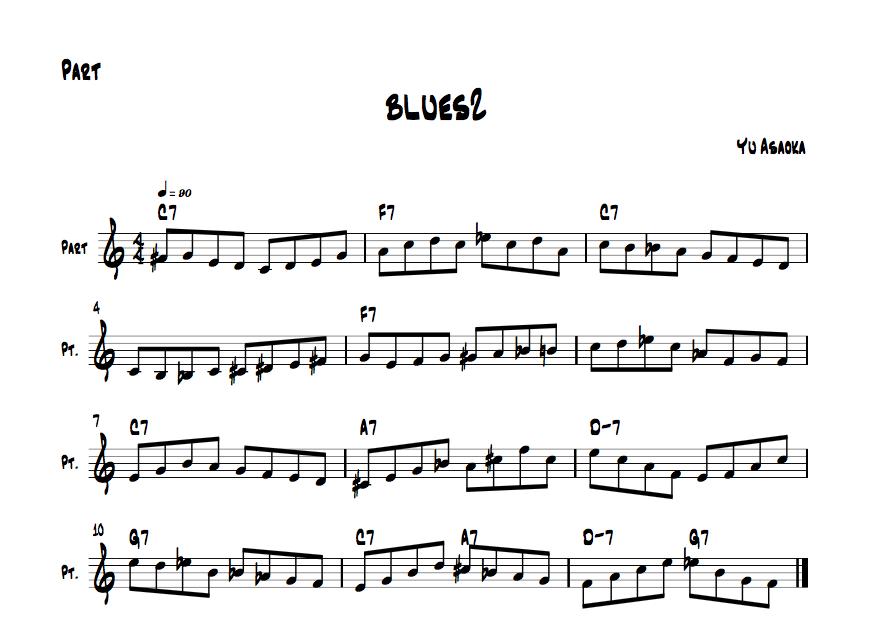 blues#2