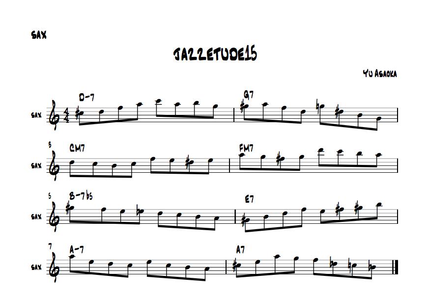 jazzetude#15