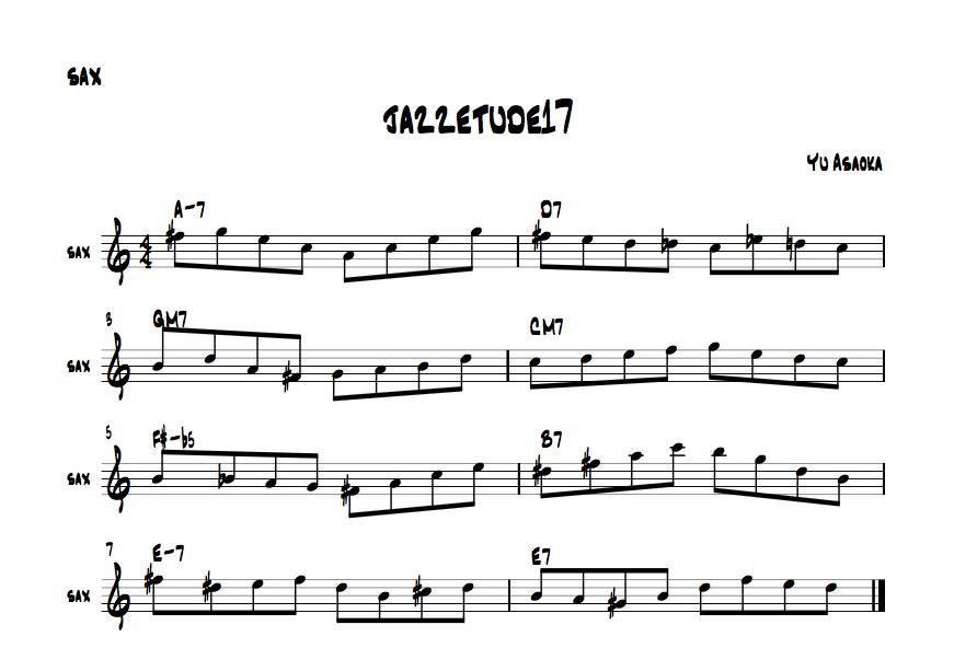 jazzetude#17