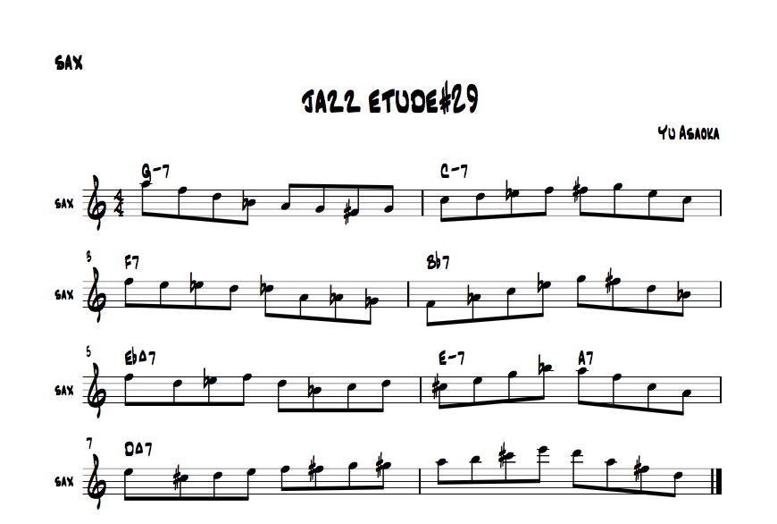 jazzetude#29