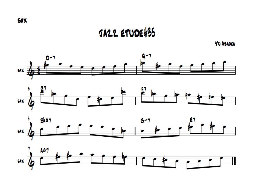 jazzetude#35