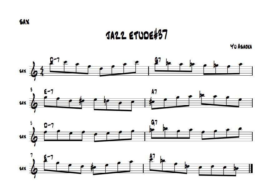 jazzetude#37