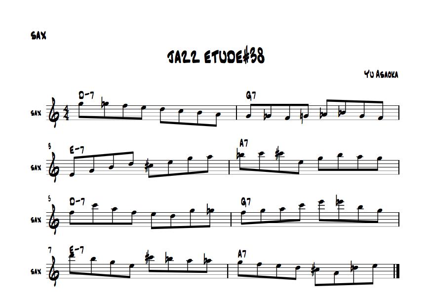 jazzetude#38