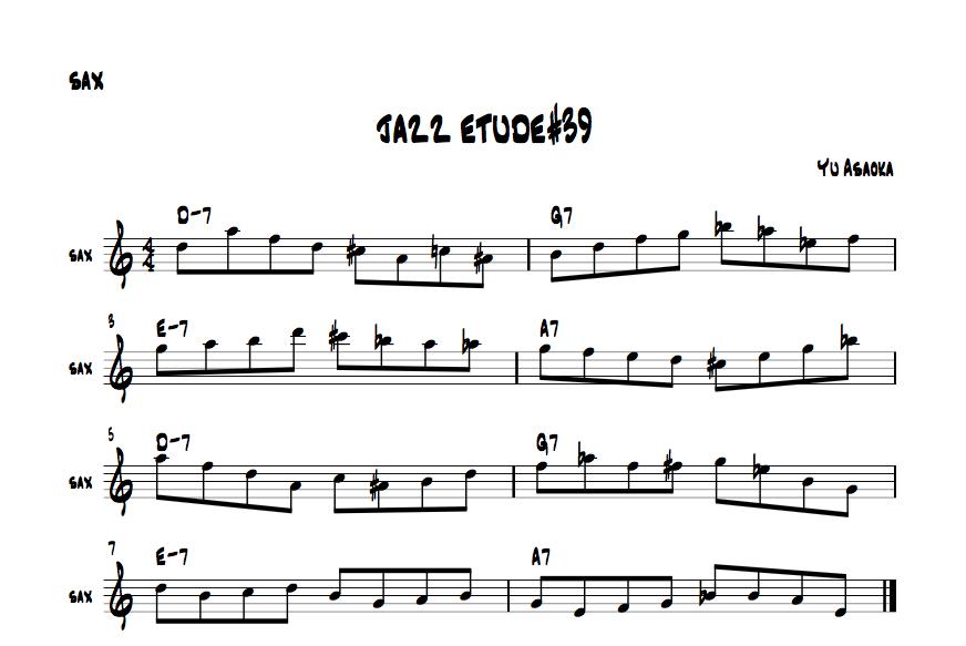 jazzetude#39