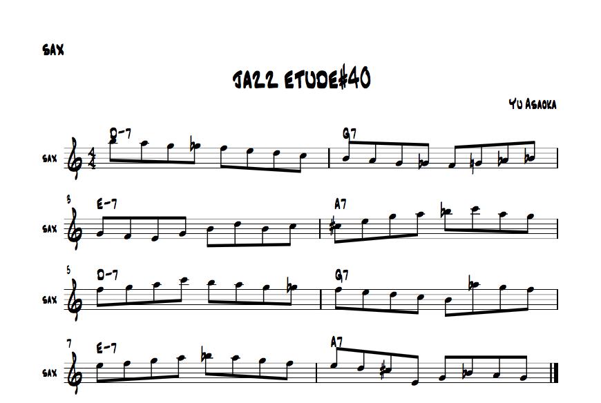 jazzetude#40
