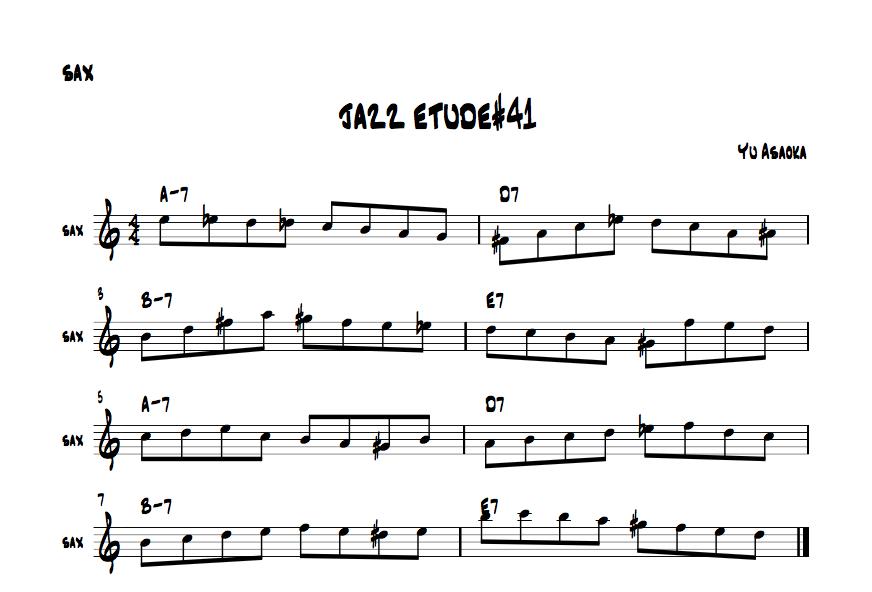 jazzetude#41