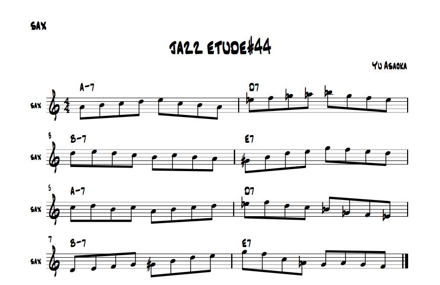 jazzetude#44