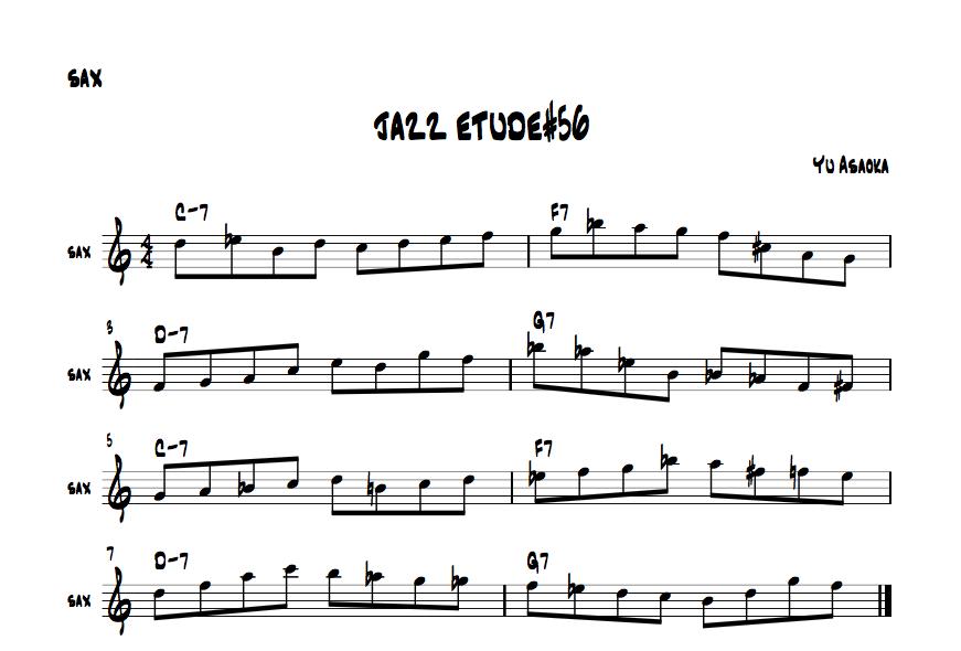 jazzetude#56