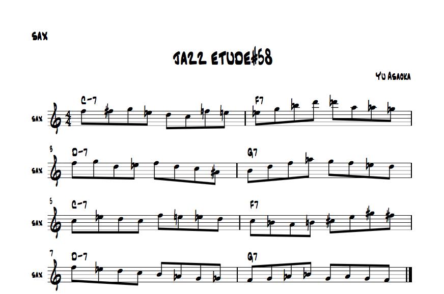 jazzetude#58