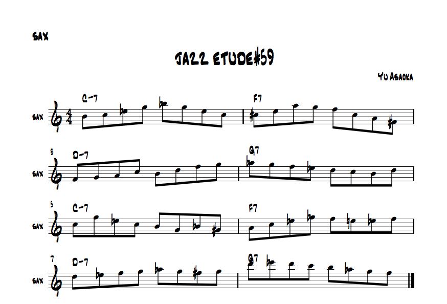 jazzetude#59