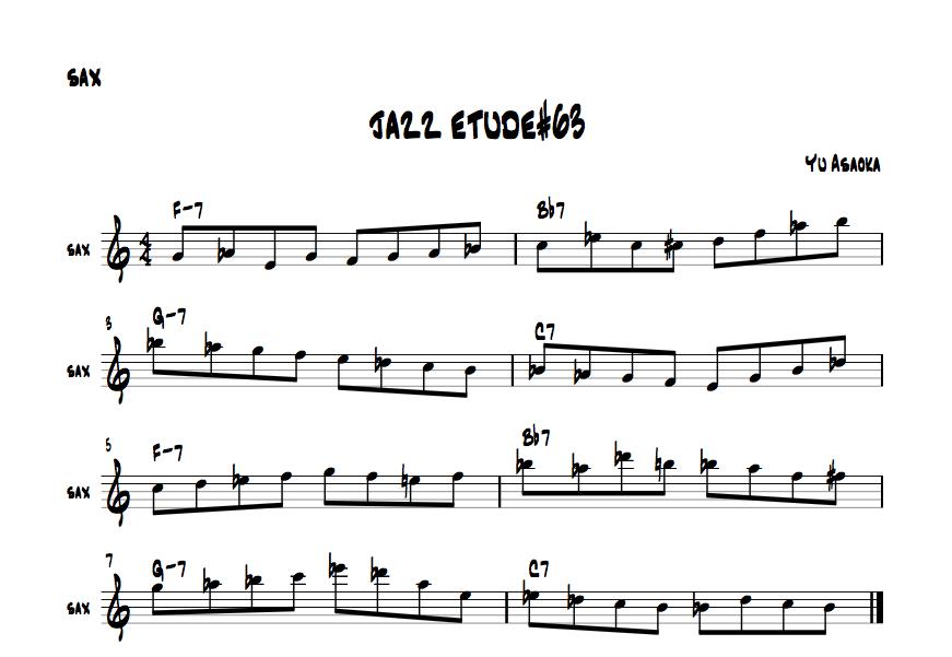 jazzetude#63