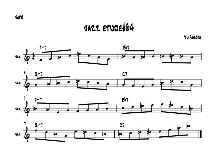 jazzetude#64