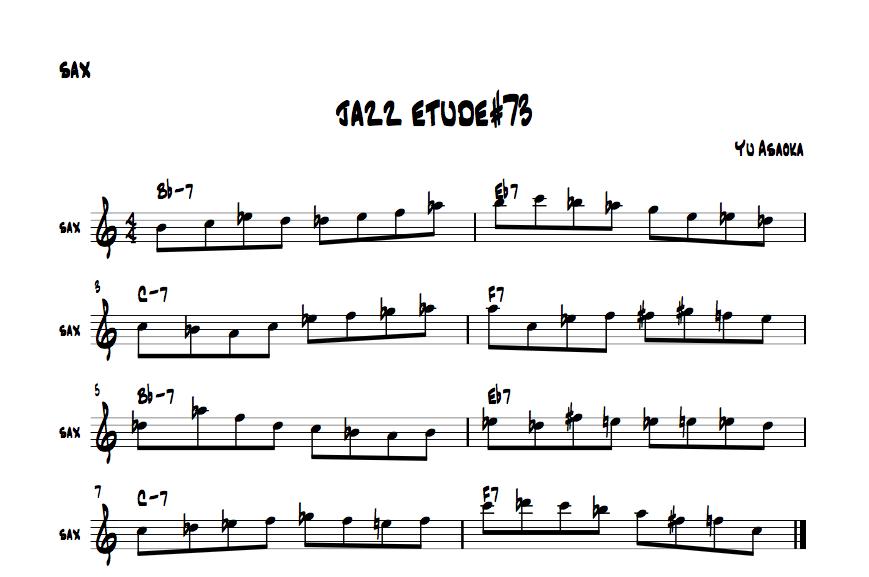jazzetude#73