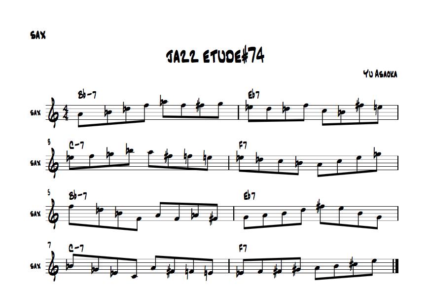 jazzetude#74