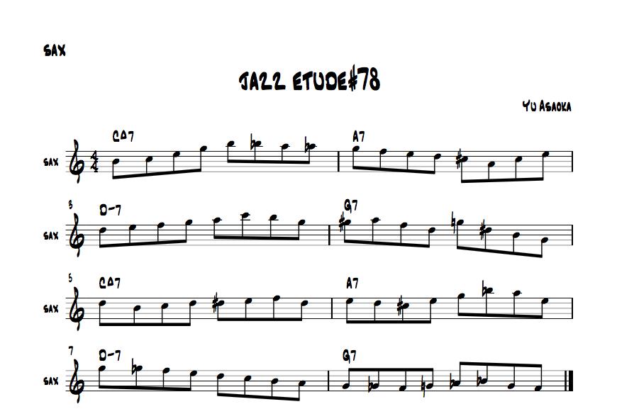 jazzetude#78