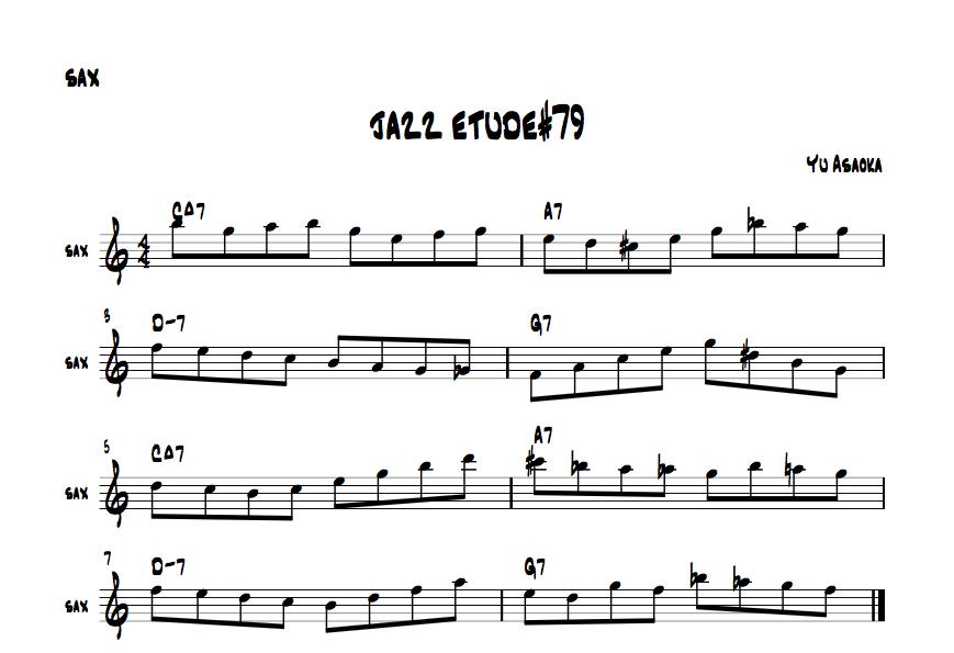 jazzetude#79