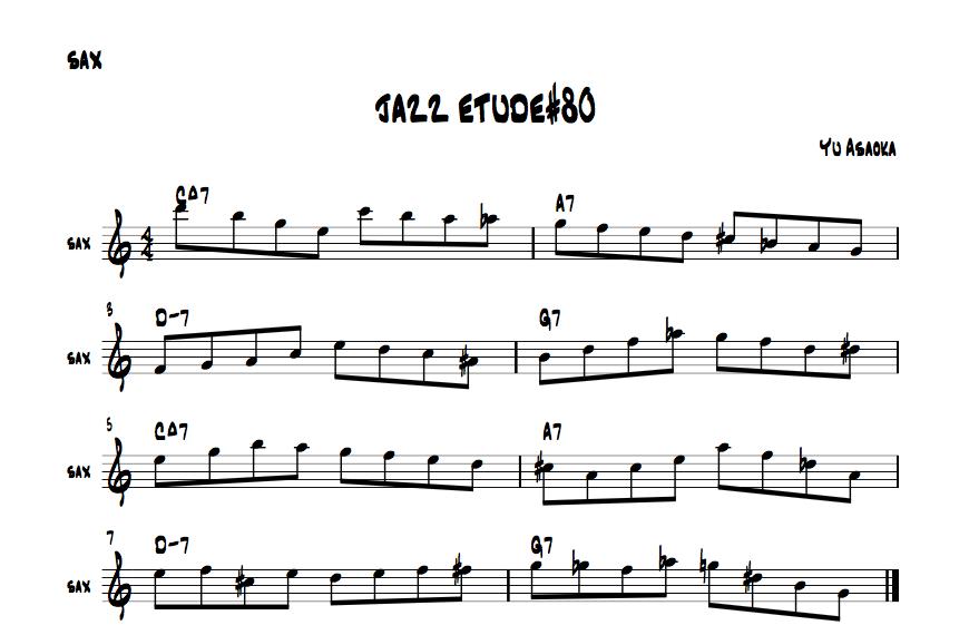 jazzetude#80