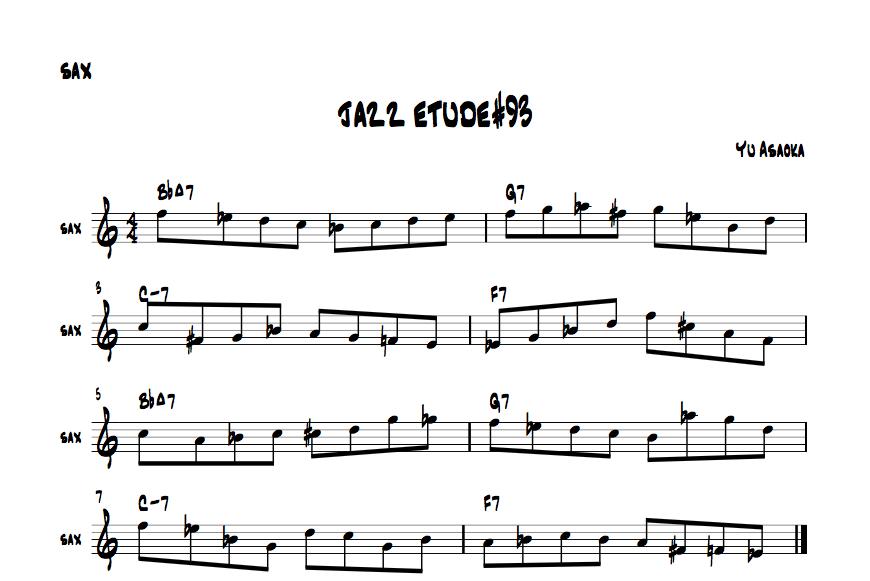 jazzetude#93