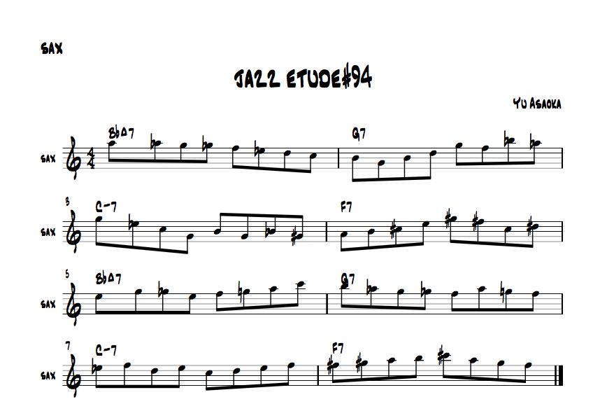 jazzetude#94