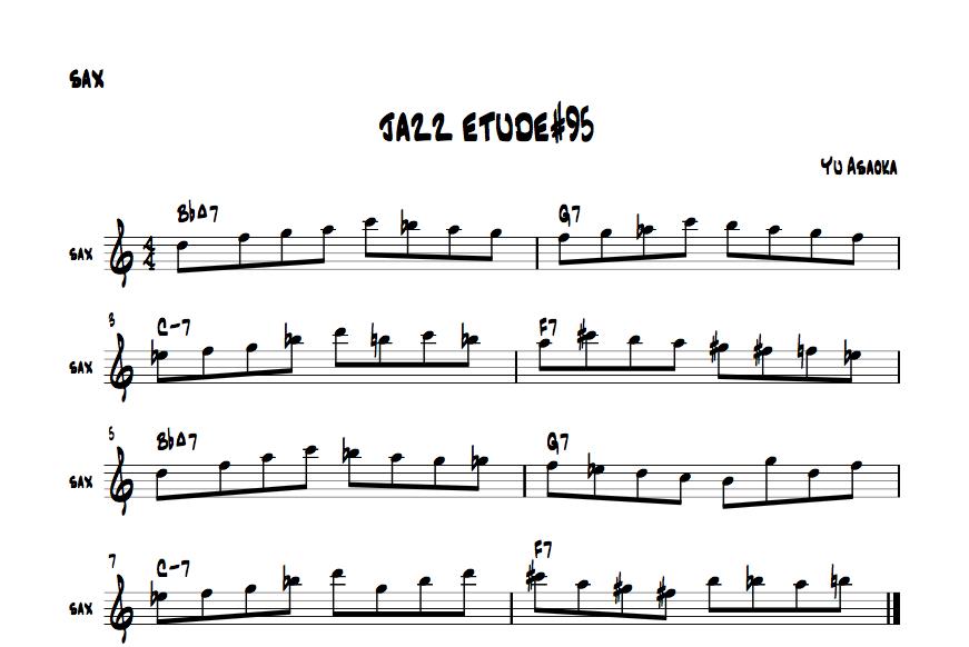 jazzetude#95
