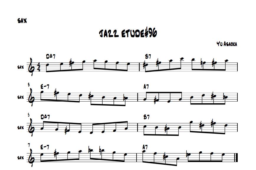 jazzetude#96