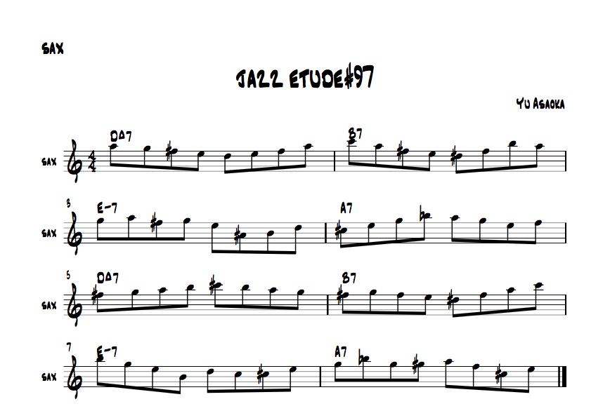 jazzetude#97