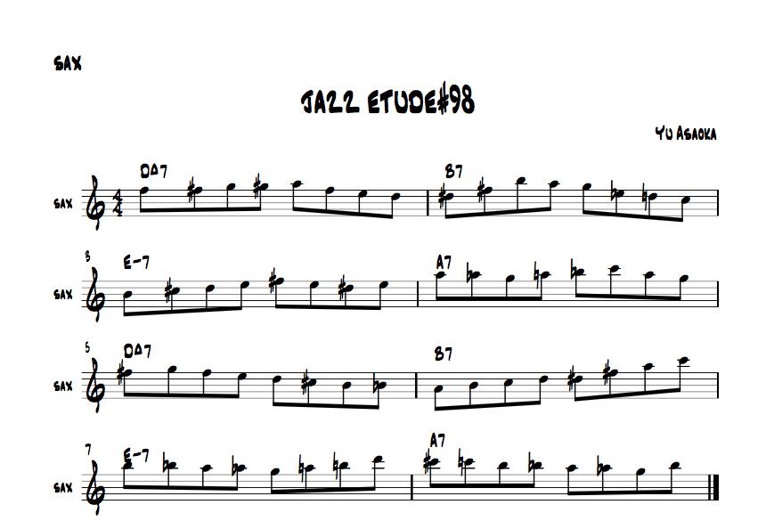 jazzetude#98